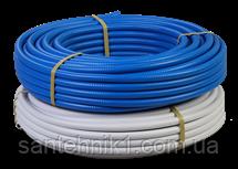 15 Гофрированная труба из нержавеющей стали DISPIPE 15HFP(B), отожженная, в синей оболочке