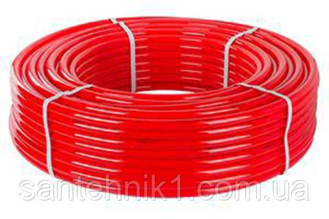 15 Гофрированная труба из нержавеющей стали DISPIPE 15HFP(R), отожженная, в красной оболочке