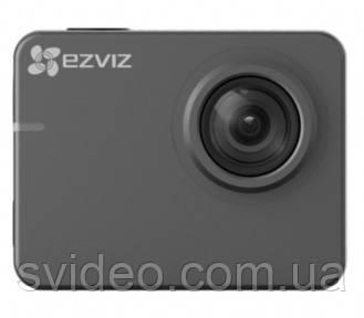 Action видеокамера EZVIZ  S2 CS-SP206-B0-68WFBS BLACK