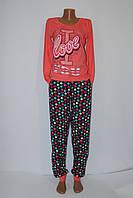 Пижама женская, костюм домашний с брюками Nicoletta, фото 1