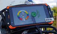 Защищенный смартфон Discovery V9 - лучший противоударный смартфон