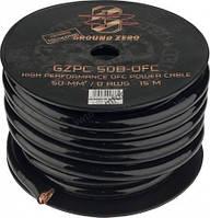 Автокабель Ground Zero GZPC 50B - OFC