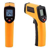 Инфракрасный Термометр Пистолет от -50 до +380 град. Цельсия
