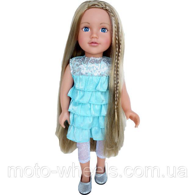 DesignaFriend Большие куклы 46 см с длинными волосами