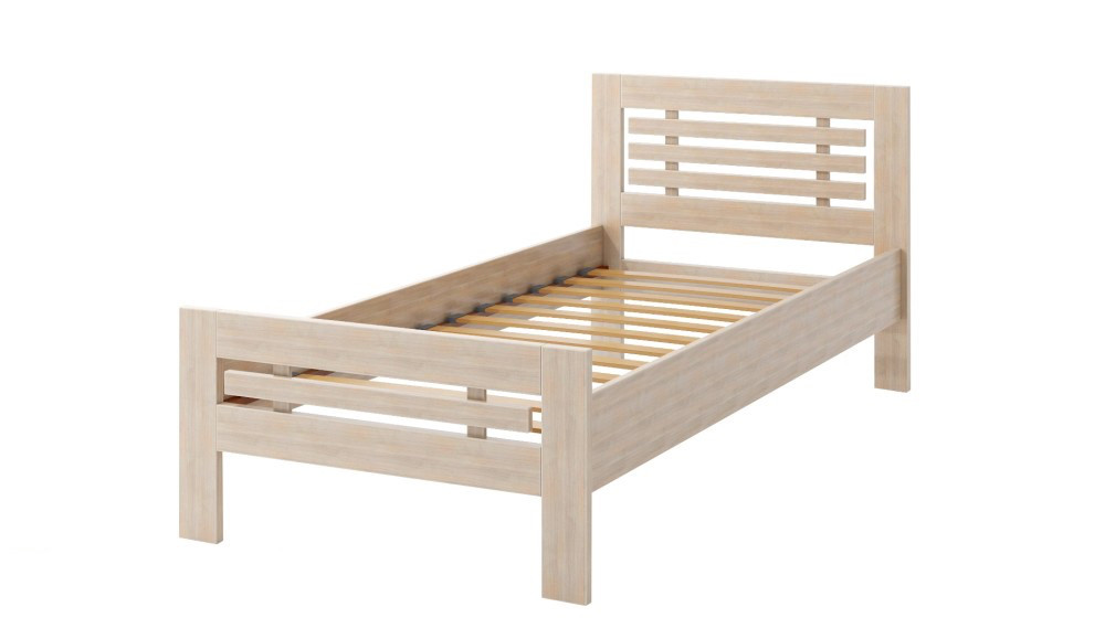 """Кровать односпальная """"Лаванда"""""""