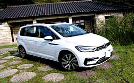 Диски и шины на Volkswagen Touran