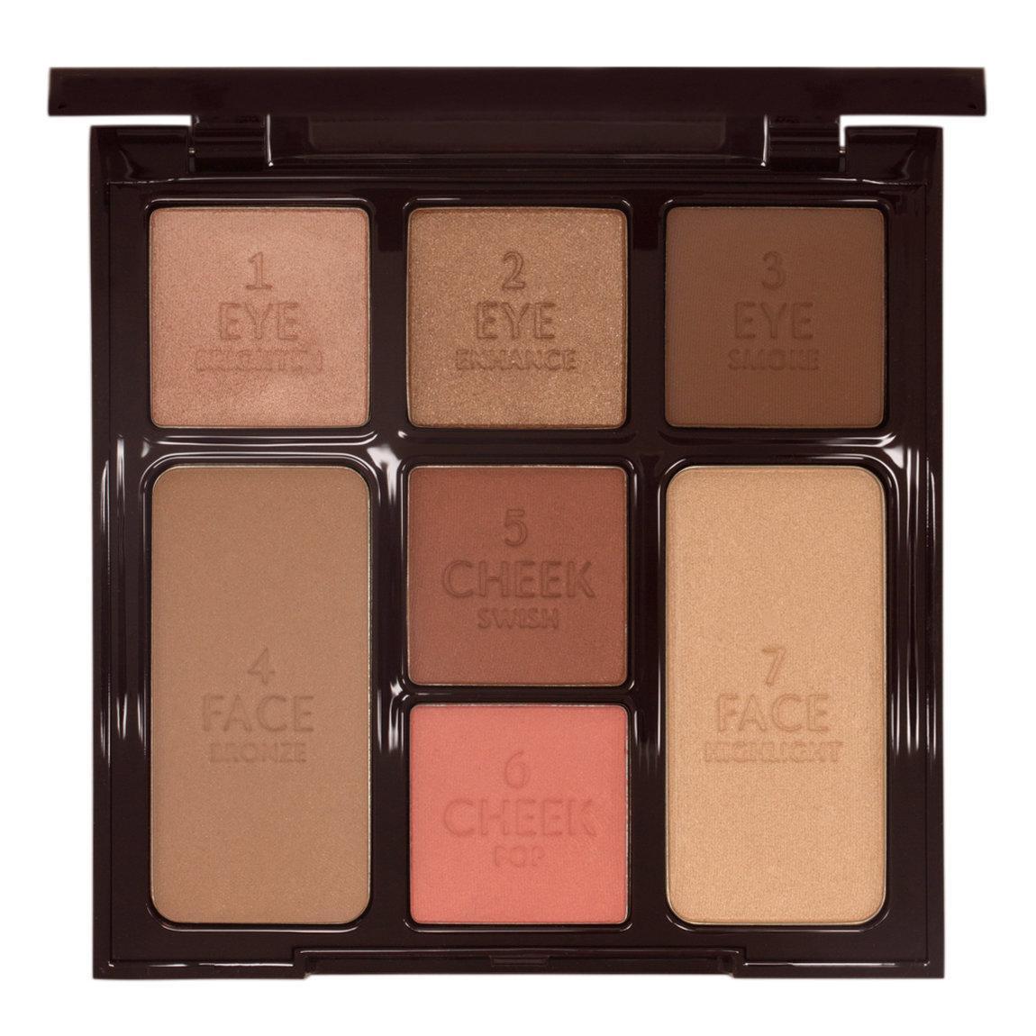 CHARLOTTE TILBURY Instant Look in a Palette Beauty Glow