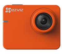 Action видеокамера EZVIZ S2  ORANGE (CS-SP206-B0-68WFBS), фото 1