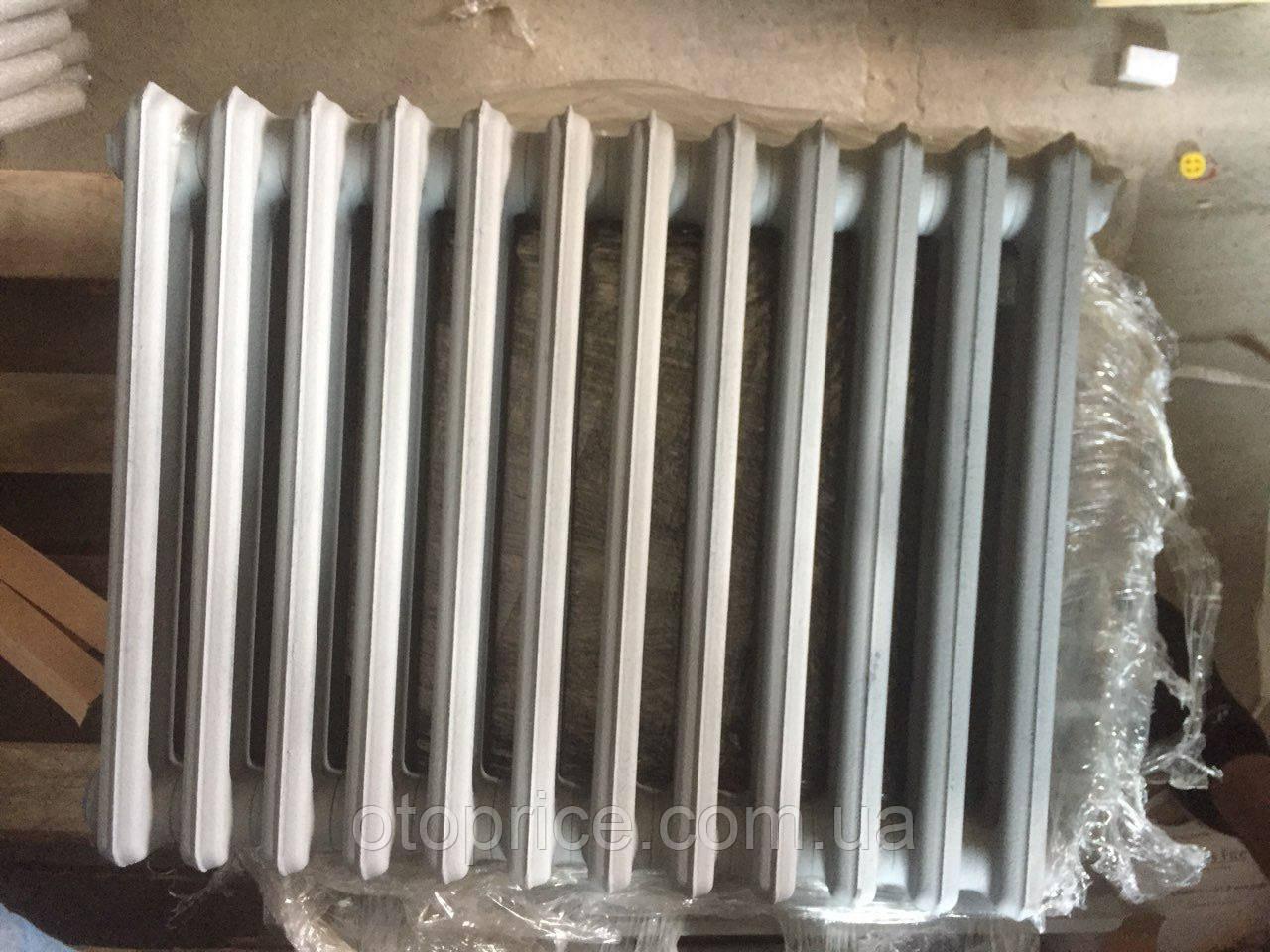 Чугунный навесной радиатор Derby K 600/110 12 секций