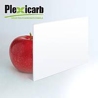 Монолитный поликарбонат Plexicarb, опал 22%, 2.8 мм