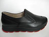 Женские кожаные слипоны на платформе ТМ Max Mayar , фото 1