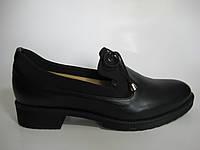 Кожаные женские туфли ТМ Rifellini, фото 1