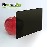 Монолитный поликарбонат PlexicarbPro, темная бронза 10%, 4 мм