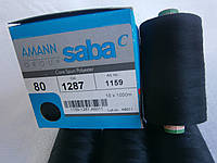 Нитки AMANN Saba C №150 1000м акционные цвета