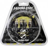 Межблочный кабель Ground Zero GZCC 0.57X-TP