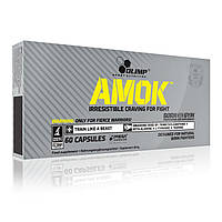 OLIMP Энергетический комплекс Amok (60 caps)