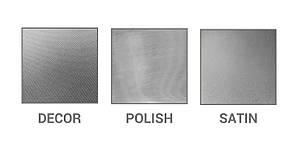 7203 Мойка CRISTAL прямоугольная с полкой, врезная 780x500x180 SATIN, фото 2