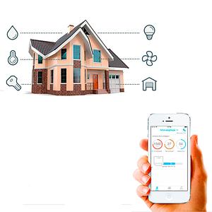 Системы управления домом, Инсталяционные программы