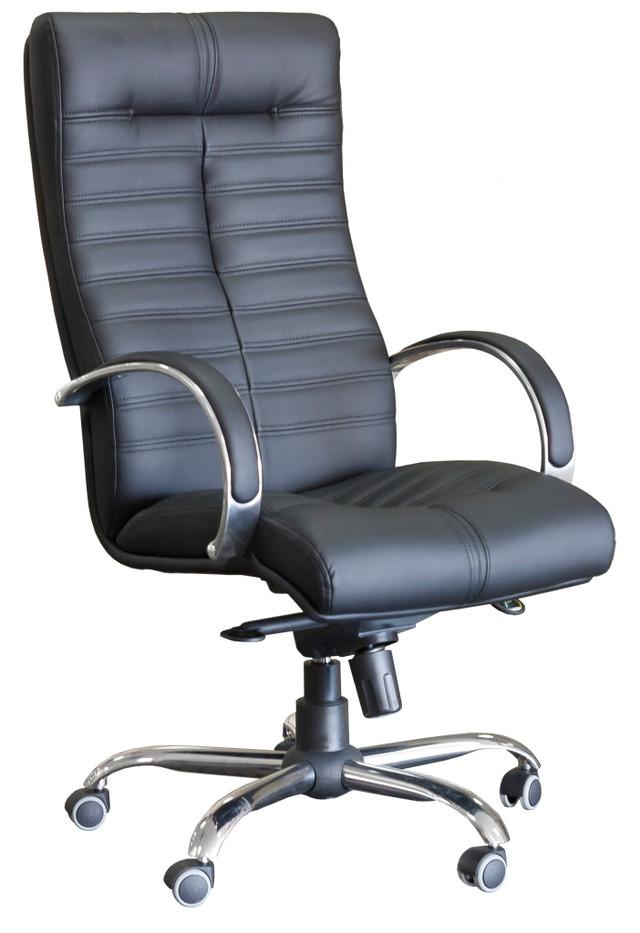 Кресло Орион HB Хром мех., Anyfix кожзам Неаполь-20.