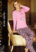 Женская пижама Mel Bee (Sahinler) MBP 21886, костюм домашний с брюками, фото 1