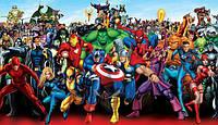 Marvel супергерои Мстители