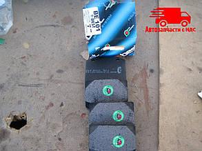 Колодки тормозные ВАЗ 2101,2102,2103,2104,2105,2106,2107 передние (комплект 4шт.) (BEST). Ціна з ПДВ