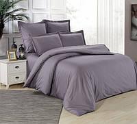 Однотонное постельное белье по низким ценам  Valtery сатин LS