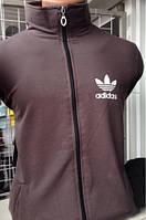 Мужской спортивный костюм Adidas на молнии