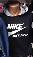 Мужской спортивный костюм Nike трехнитка