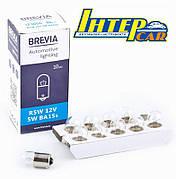 BREVIA R5W 12V 5W BA15s CP 12305C (1шт.)