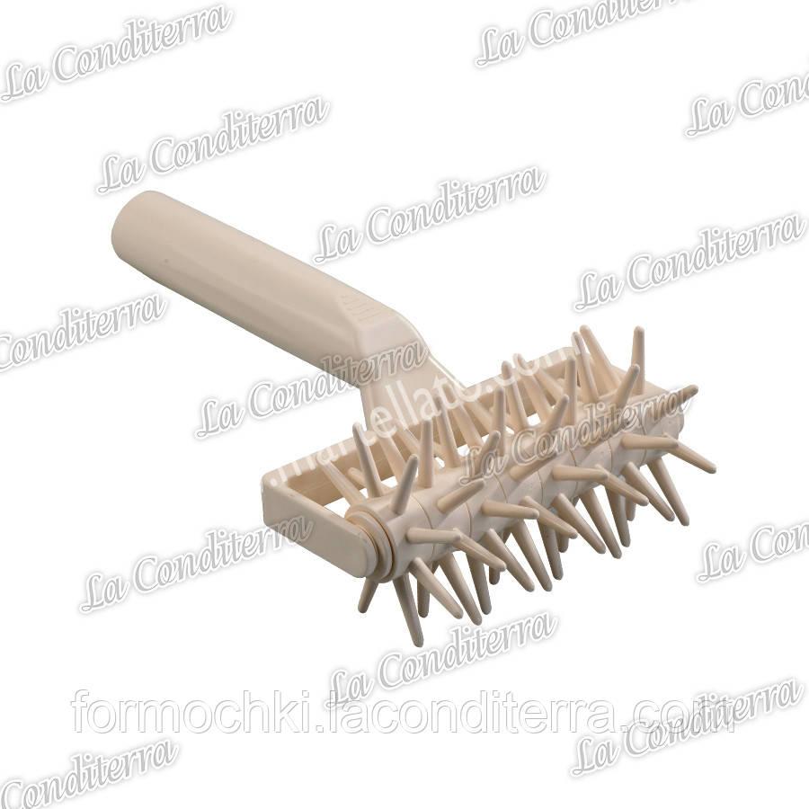 Валик для теста зубчатый MARTELLATO RFP 12