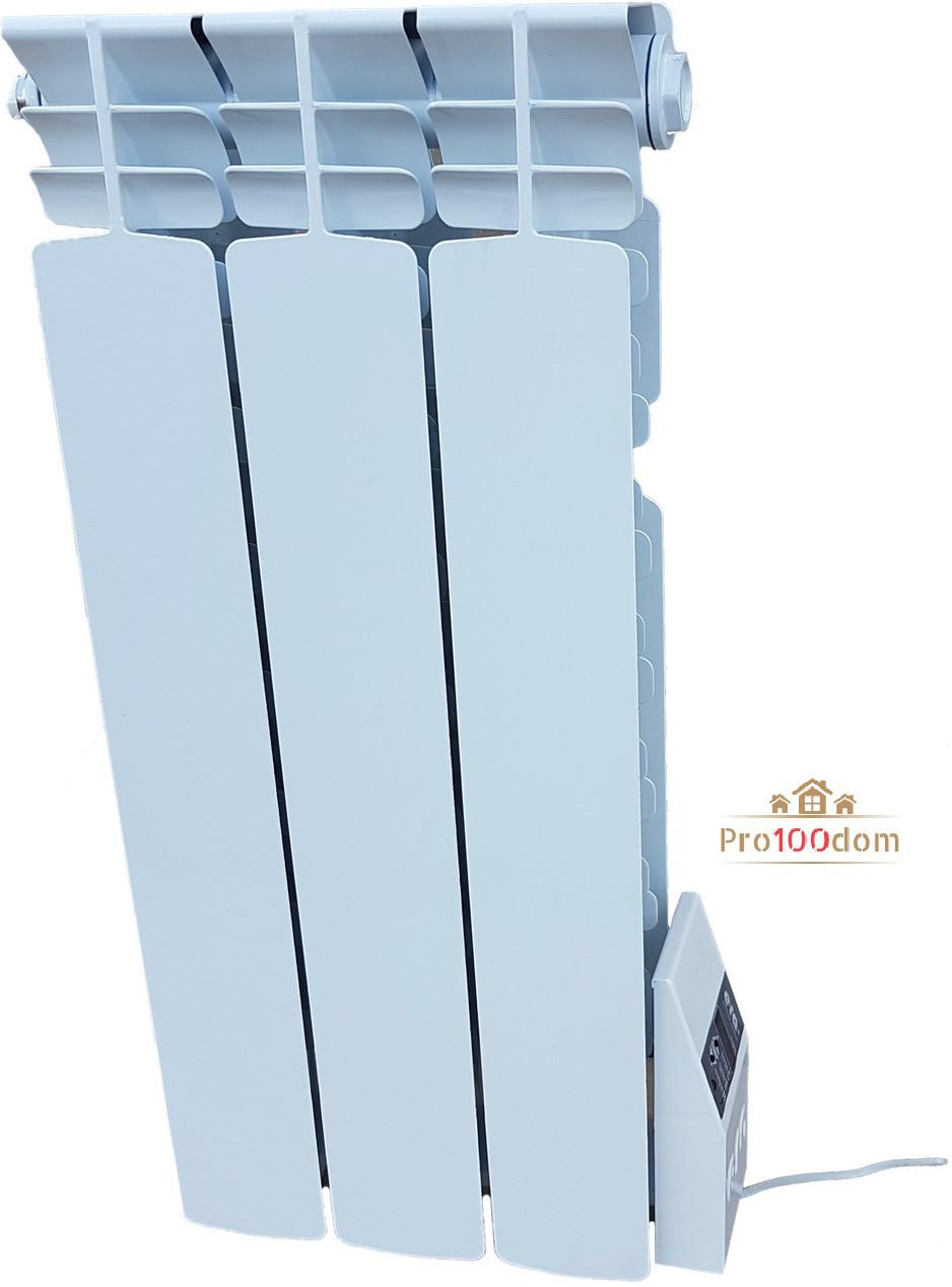 Электрорадиатор ЭРА 3 секции (Климат-контроль)