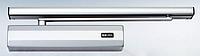 Доводчик дверной GU ОТS 430 с линейной тягой и фиксацией коричневый (Германия), фото 1