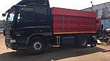 Тенты для зерновозов из ткани ПВХ - Германия 680 г/м2, фото 4