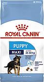 Для щенков крупных пород до 15 месяцев Royal Canin Maxi Puppy, 15 кг, корм