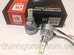 Светодиодные LED лампы Дорожная карта H3 LED