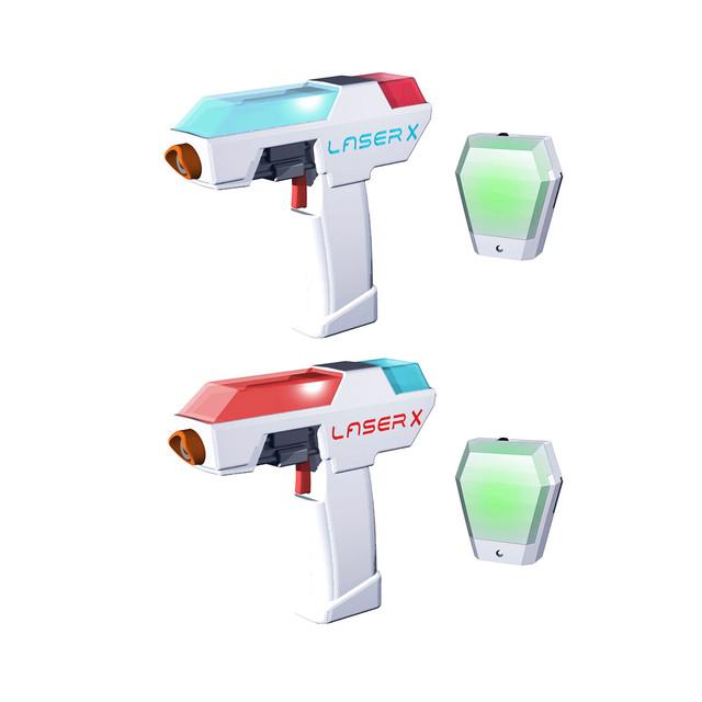 Бластеры Laser X