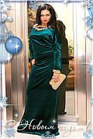 Платье женское больших размеров 1006 ш $