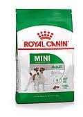 Для мелких пород собак Royal Canin Mini Adult, 8 кг, корм