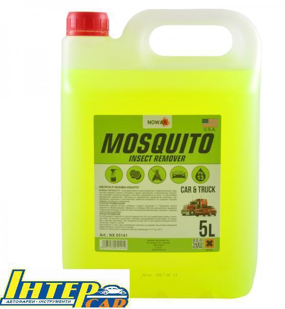 Очиститель NOWAX NX05141 MOSQUITO 5л
