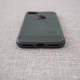 "Чехол iPaky Shockproof Lasi iPhone 8/7 {4.7""} grey, фото 3"