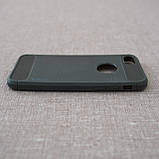 "Чехол iPaky Shockproof Lasi iPhone 8/7 {4.7""} grey, фото 4"