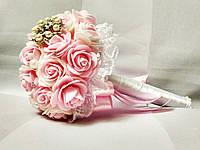 Свадебный букет-дублер для невесты Stile (Розовый)