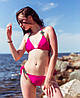 Женский стильный яркий купальник