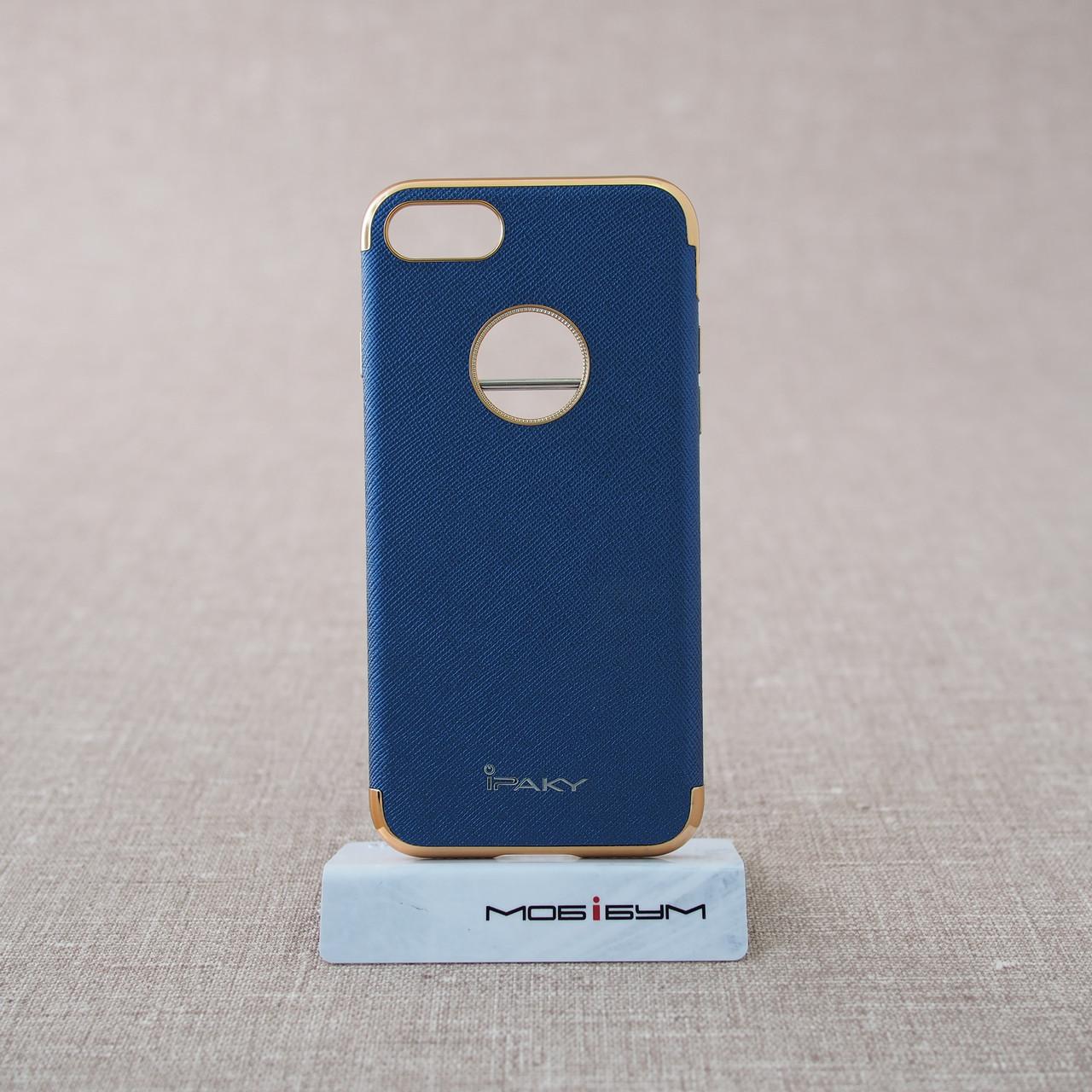 "Чехол iPaky Chrome iPhone 8/7 {4.7""} blue"