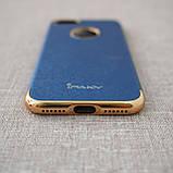 "Чехол iPaky Chrome iPhone 8/7 {4.7""} blue, фото 3"