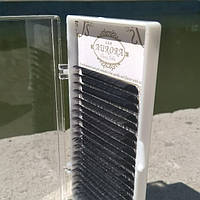 Ресницы AURORA одна длина 0.10 С 9 мм