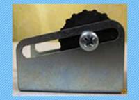 Зажим металлический для сосковой резины