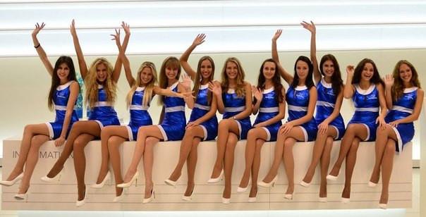 Хостес киев работа в волгограде для молодых девушек