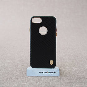"""Чохол Buabeulrry Carbon iPhone 8/7 {4.7 """"} black"""